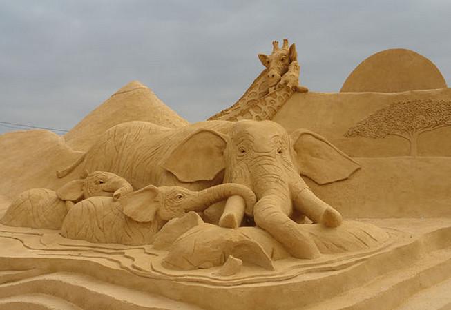 Сертификат на песок, сертификация песка